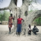 Bart Pogoda, Sudan. Portret kobiet