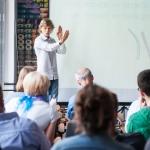 Warsztaty / Workshops Grafika, papier, druk – trzy wymiary publikacji, Michał Büthner Zawadzki, Ania Nałęcka, Marcin Dąbrowski / 09.06.2013, Prexer