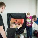 Warsztaty / Workshops / Techniki szlachetne. Portret w technice mokrego kolodionu, Łukasz Pietuchowski (WSFoto) / 15.06.2013, Fabryka Sztuki