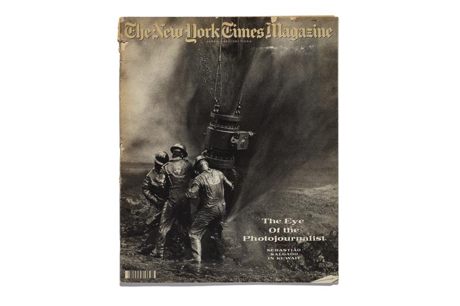 The New York Times Magazine Photographs