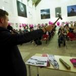 Aukcja fotografii Briana Griffina / Photography auction of Brian Griffin's works, MONOPOLIS, Lodz