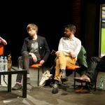 Panel dyskusyjny prowadzony przez Adama Mazura w Art_Inkubatorze / Discussion panel with Adam Mazur / Art_Inkubator, Lodz